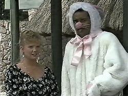 Sharon Davies, Eddie Buckingham in Neighbours Episode 1180