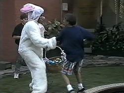 Eddie Buckingham, Schoolboy in Neighbours Episode 1180