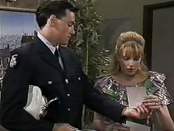 Constable Henderson, Melanie Pearson in Neighbours Episode 1180