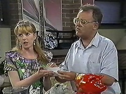 Melanie Pearson, Harold Bishop in Neighbours Episode 1181