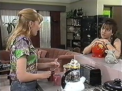Melanie Pearson, Christina Alessi in Neighbours Episode 1181
