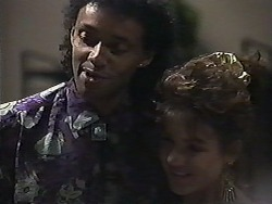 Eddie Buckingham, Christina Alessi in Neighbours Episode 1181