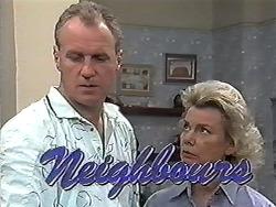 Jim Robinson, Helen Daniels in Neighbours Episode 1184