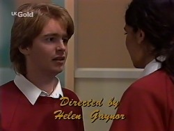 Brett Stark, Lata Chatterji in Neighbours Episode 2229