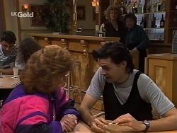 Barb Connel, Sam Kratz, Cheryl Stark, Marlene Kratz in Neighbours Episode 2229