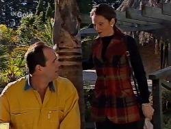Philip Martin, Julie Robinson in Neighbours Episode 2229