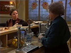 Julie Robinson, Marlene Kratz in Neighbours Episode 2229