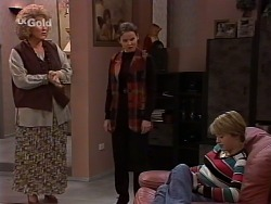 Cheryl Stark, Julie Robinson, Danni Stark in Neighbours Episode 2229