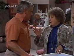 Lou Carpenter, Cheryl Stark, Marlene Kratz in Neighbours Episode 2230