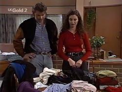 Jack Flynn, Gaby Willis in Neighbours Episode 2230