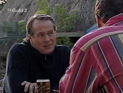 Doug Willis, Philip Martin in Neighbours Episode 2230
