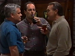 Lou Carpenter, Philip Martin, Doug Willis in Neighbours Episode 2230