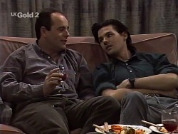 Philip Martin, Sam Kratz in Neighbours Episode 2230