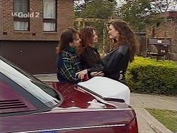 Pam Willis, Cody Willis, Gaby Willis in Neighbours Episode 2230