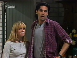 Squirrel, Sam Kratz in Neighbours Episode 2271