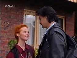 Ren Gottlieb, Sam Kratz in Neighbours Episode 2271
