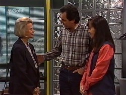 Helen Daniels, Karl Kennedy, Susan Kennedy in Neighbours Episode 2271