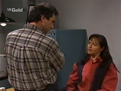 Karl Kennedy, Susan Kennedy in Neighbours Episode 2271