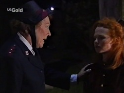 Salvation Army Officer, Ren Gottlieb in Neighbours Episode 2272