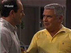 Philip Martin, Lou Carpenter in Neighbours Episode 2272