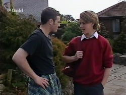 Stonie Rebecchi, Billy Kennedy in Neighbours Episode 2272