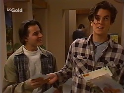 Rick Alessi, Rupert Sprod in Neighbours Episode 2272