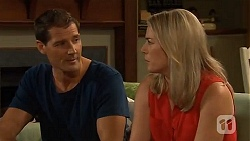 Matt Turner, Lauren Turner in Neighbours Episode 6586