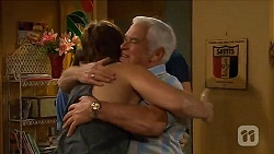 Mason Turner, Lou Carpenter in Neighbours Episode 6586