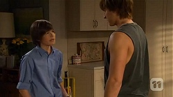 Bailey Turner, Mason Turner in Neighbours Episode 6586