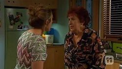 Sonya Rebecchi, Angie Rebecchi in Neighbours Episode 6587