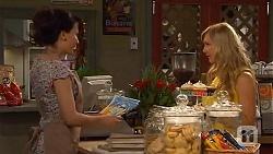 Vanessa Villante, Georgia Brooks in Neighbours Episode 6588