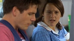 Chris Pappas, Sophie Ramsay in Neighbours Episode 6588
