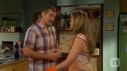 Toadie Rebecchi, Sonya Mitchell in Neighbours Episode 6588