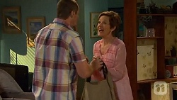 Toadie Rebecchi, Susan Kennedy in Neighbours Episode 6588