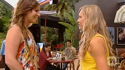 Jana Noviac, Georgia Brooks in Neighbours Episode 6589