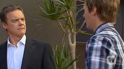 Paul Robinson, Andrew Robinson in Neighbours Episode 6589