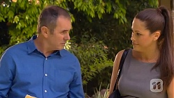 Karl Kennedy, Sarah Beaumont in Neighbours Episode 6589