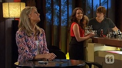 Lauren Turner, Kate Ramsay, Mason Turner in Neighbours Episode 6589