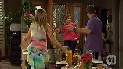 Sonya Rebecchi, Susan Kennedy, Toadie Rebecchi in Neighbours Episode 6590
