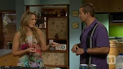 Sonya Mitchell, Toadie Rebecchi in Neighbours Episode 6590