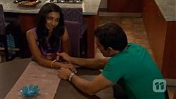 Priya Kapoor, Ajay Kapoor in Neighbours Episode 6590