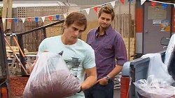 Kyle Canning, Scotty Boland in Neighbours Episode 6590