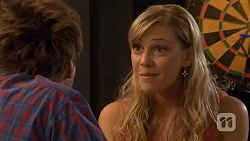 Scotty Boland, Georgia Brooks in Neighbours Episode 6590