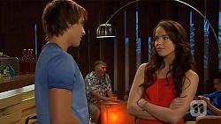Mason Turner, Kate Ramsay in Neighbours Episode 6591
