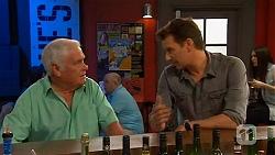 Lou Carpenter, Lucas Fitzgerald in Neighbours Episode 6593