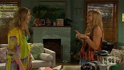 Sonya Rebecchi, Georgia Brooks in Neighbours Episode 6594