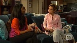 Priya Kapoor, Susan Kennedy in Neighbours Episode 6594