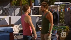 Kyle Canning, Scotty Boland in Neighbours Episode 6594