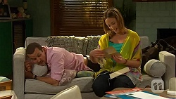 Toadie Rebecchi, Sonya Mitchell in Neighbours Episode 6594