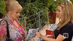 Sheila Canning, Natasha Williams in Neighbours Episode 6595